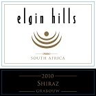Elgin Hills Shiraz
